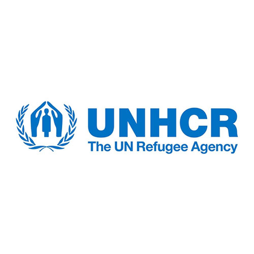 United Nations High Commissioner for Refugees UNHCR logo