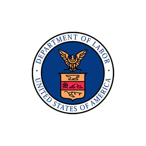 US Department of Labor ILAB logo